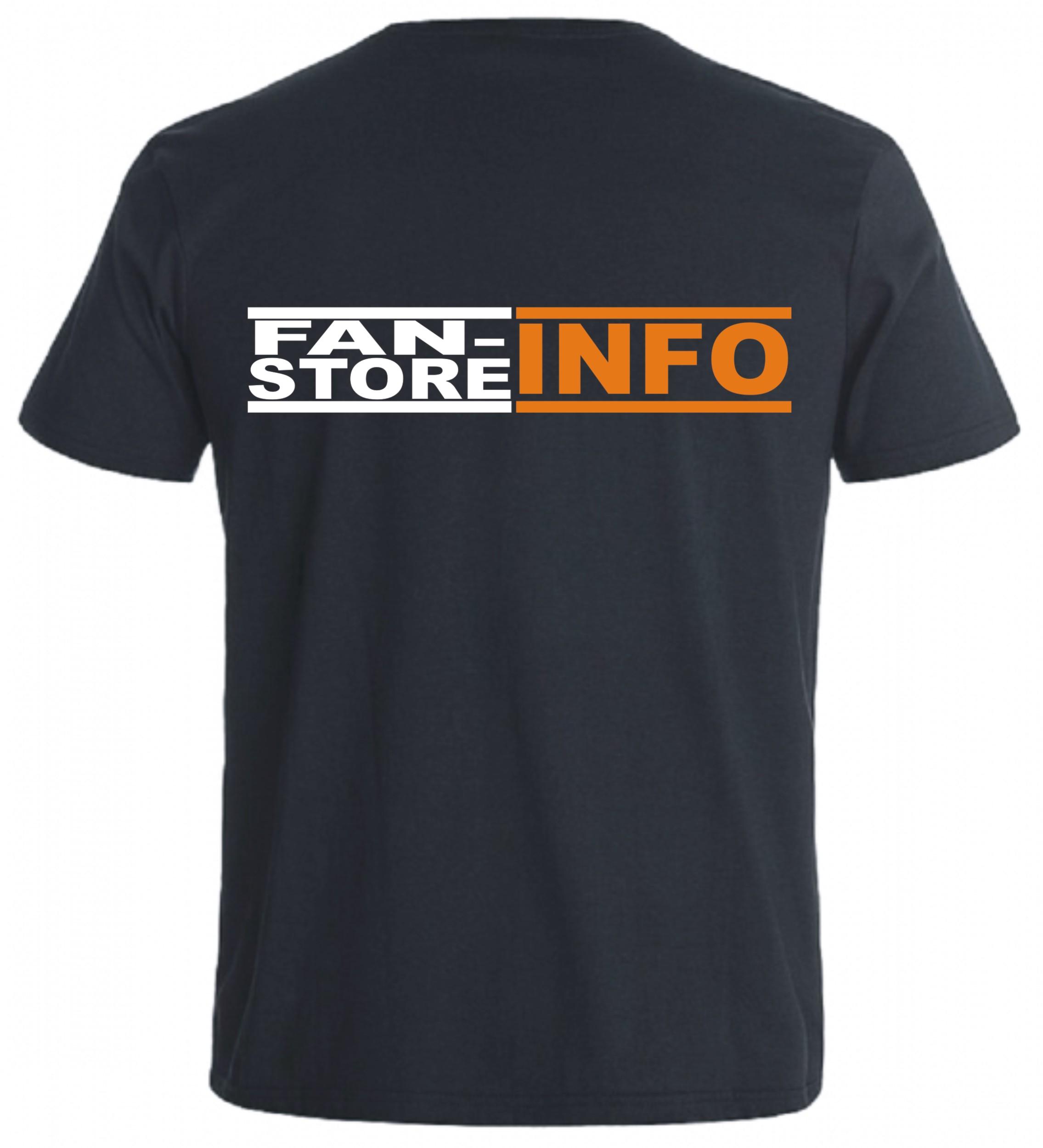 T-Shirt inkl. Druck hinten Image
